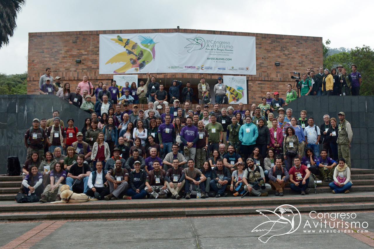 Avistamiento de Aves y Conferencias del 5º Congreso Aviturismo, un éxito total!