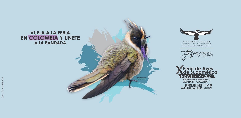 X Feria de Aves de Sudamérica